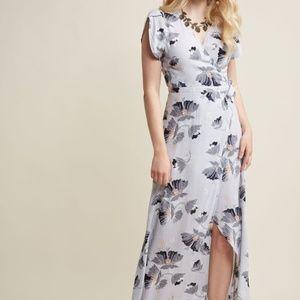 It's a Long Flowy Maxi Dress